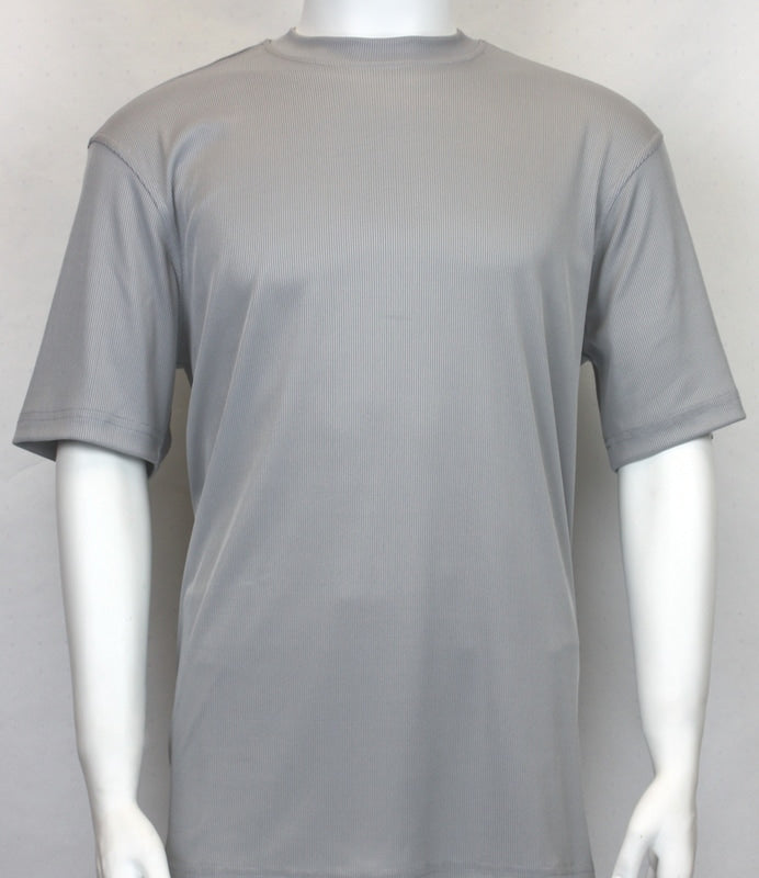 Bassiri S/SL Mock-Neck (218GREY)