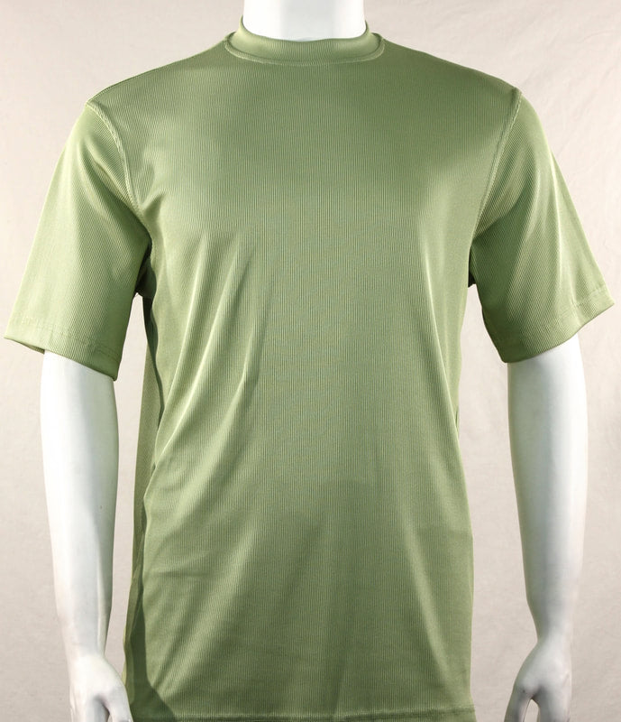 Bassiri S/SL Mock-Neck (218MINT)
