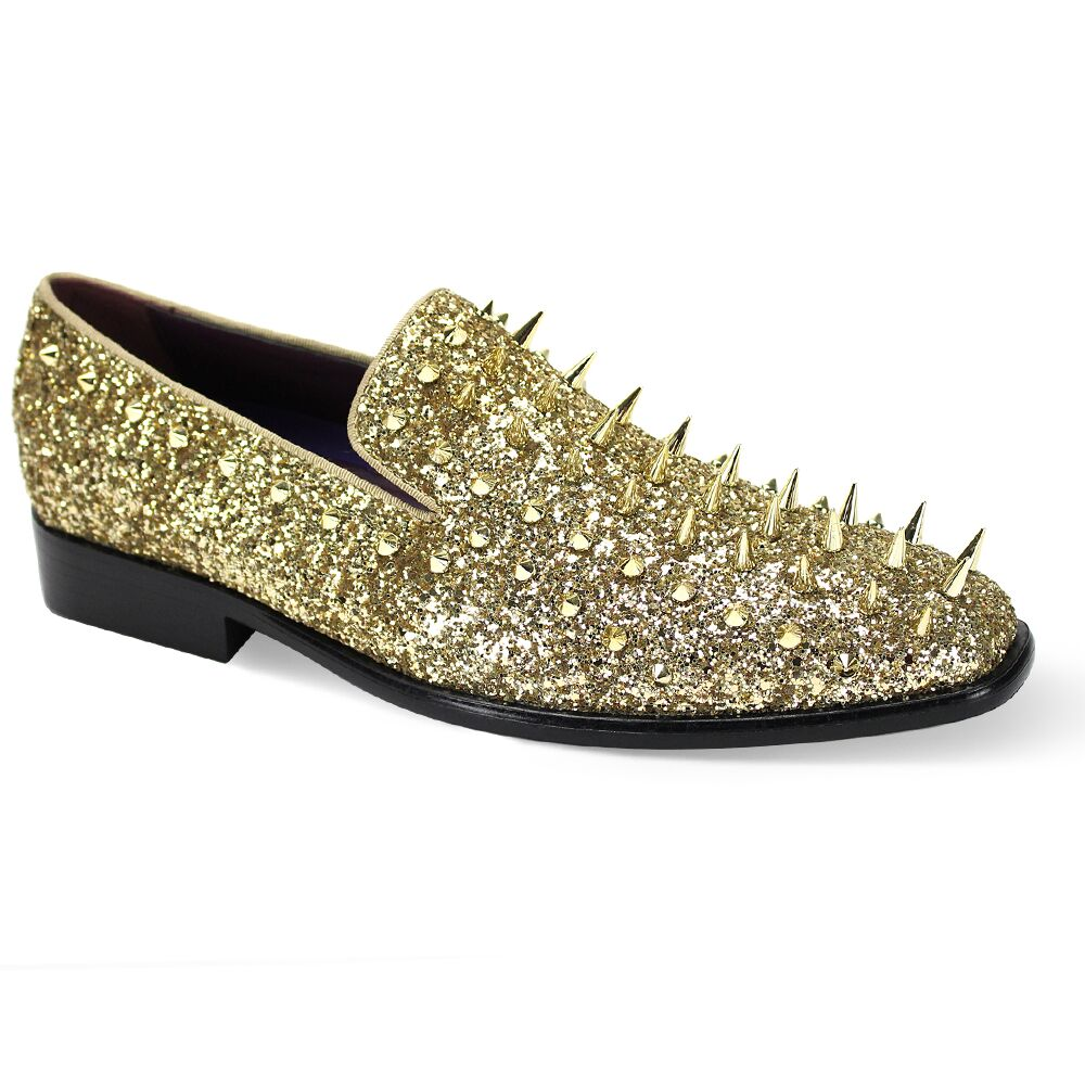 After Midnight Formal Shoe 6788 Gold Multi