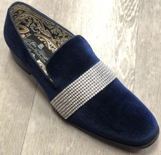 After Midnight Formal Shoe 6715 Navy