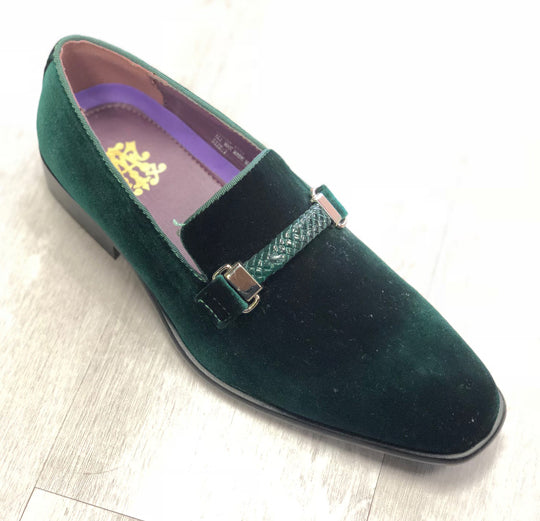 After Midnight Formal Shoe 6753 Green
