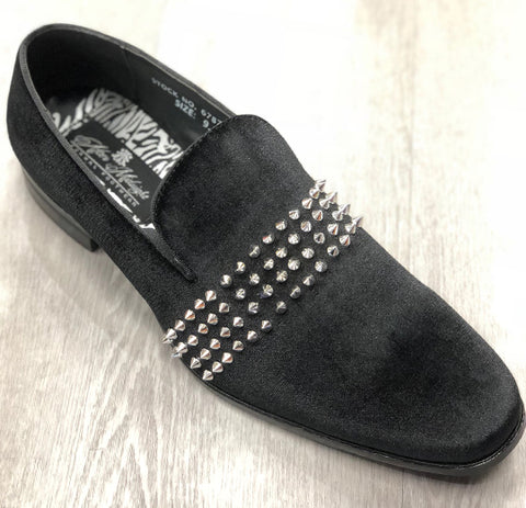 Midnight Formal Shoe 6787 Black/Silver