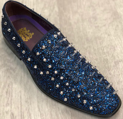 After Midnight Formal Shoe 6788 Blue Multi