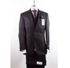 Sean John 2B Modern Fit 3pc Burgundy/Black MUTO357Z0836