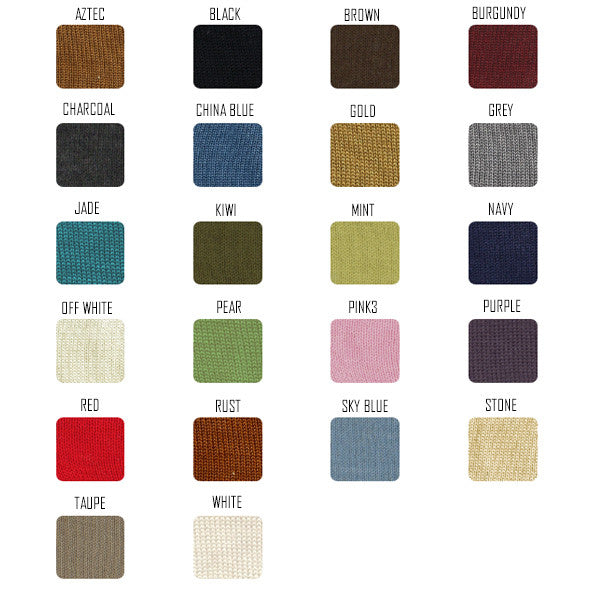 Inserch Long Sleeve Mock Neck 43112 (20 Colors)