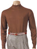 InSerch L/SL Solid Mockneck (43112) (20 Colors)