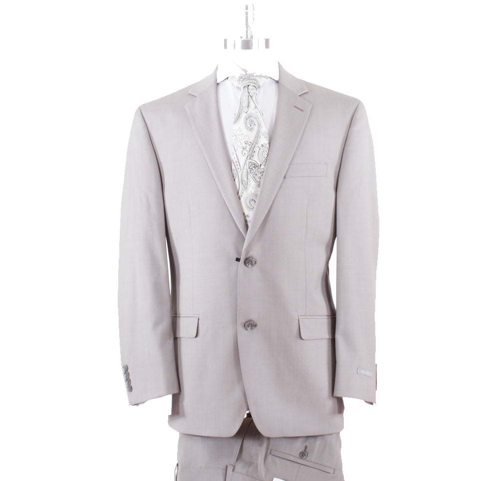 Shaquille O'Neal Light Grey Suit ONAL2FEA0011