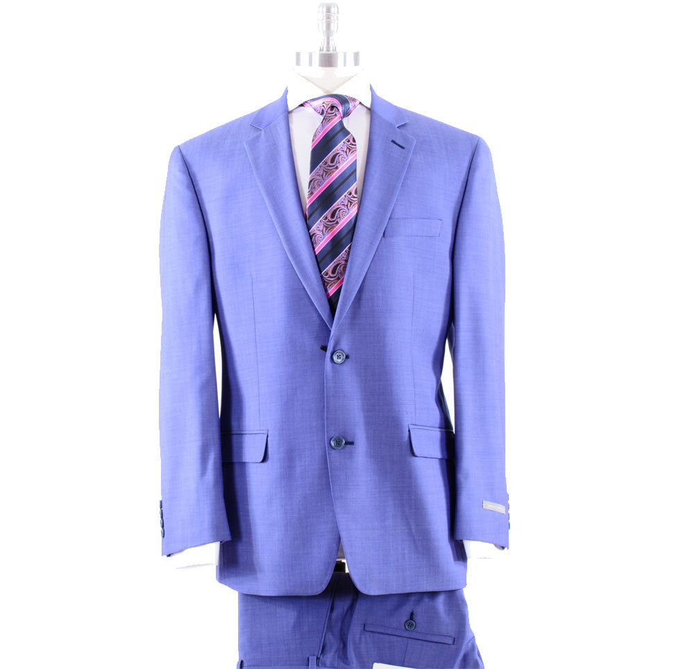Shaquille O'Neal Royal Blue Suit ONAL2FEA0006