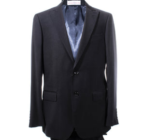 Unique Design Exclusive Modern Fit Navy Suit 201016/5