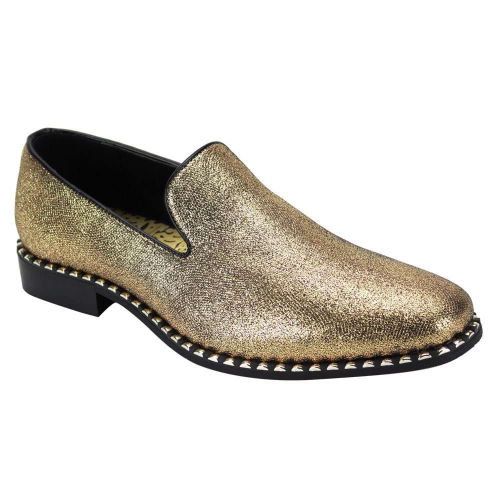 After Midnight Formal Shoe 6866 Gold