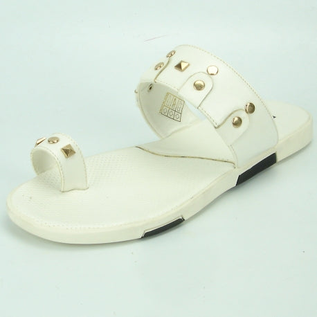 FI-2319 White Sandal Encore By Fiesso