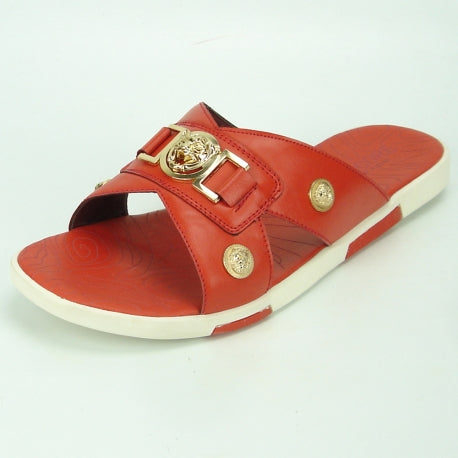 FI-2320 Red Sandals Encore by Fiesso