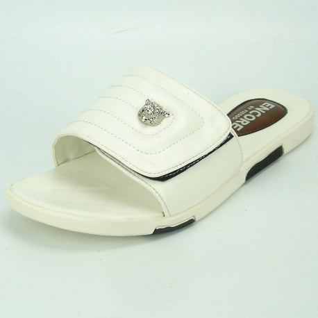 FI-2321 White Sandals Encore by Fiesso