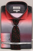 Avanti Uomo Dress Shirt DNS04 Red (Slim Fit)