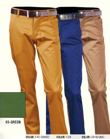 Inserch Cotton Pants P021 (4 COLORS) 2