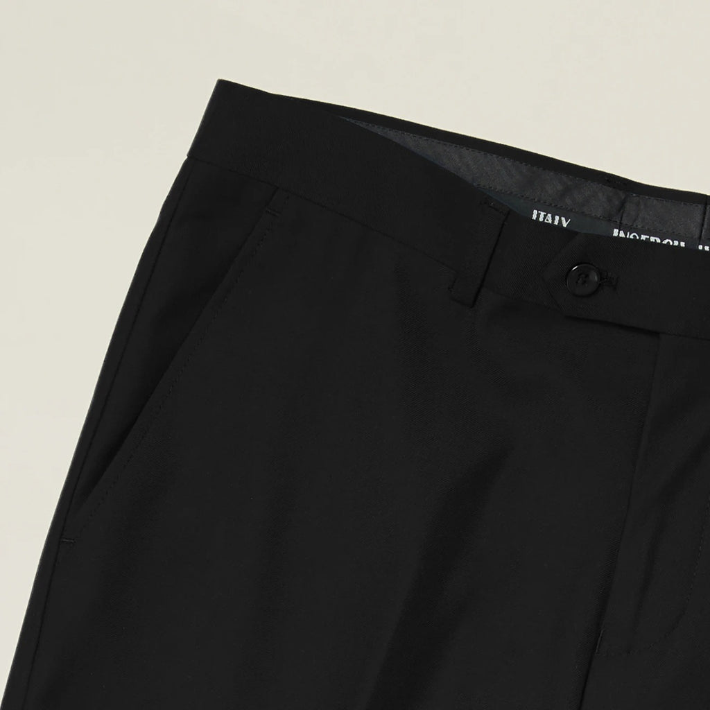 Inserch Super Slim Fit Pants P3999-01 Black