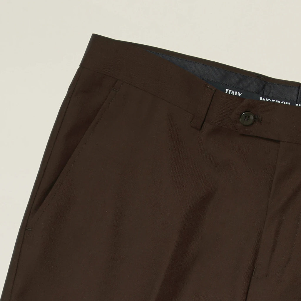 Inserch Super Slim Fit Pants P3999-25 Brown