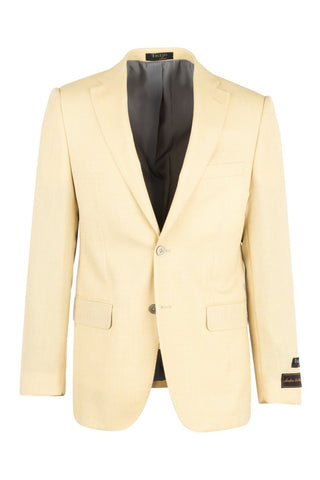 Dolcetto Melon Modern Fit, Pure Wool Jacket by Tiglio Luxe V810.712388