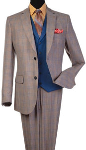 Steve Harvey 3pc Suit 120811SHS