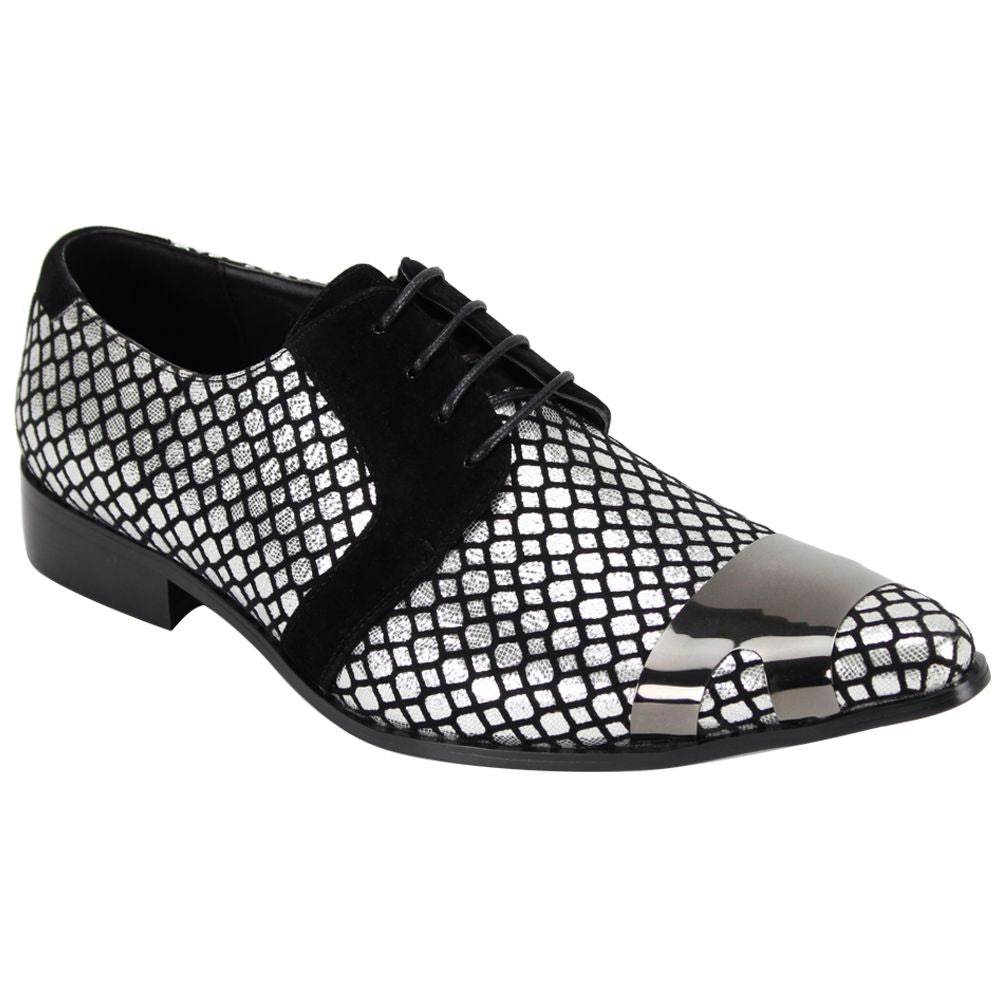 After Midnight Formal Shoe 6855 Black/Silver