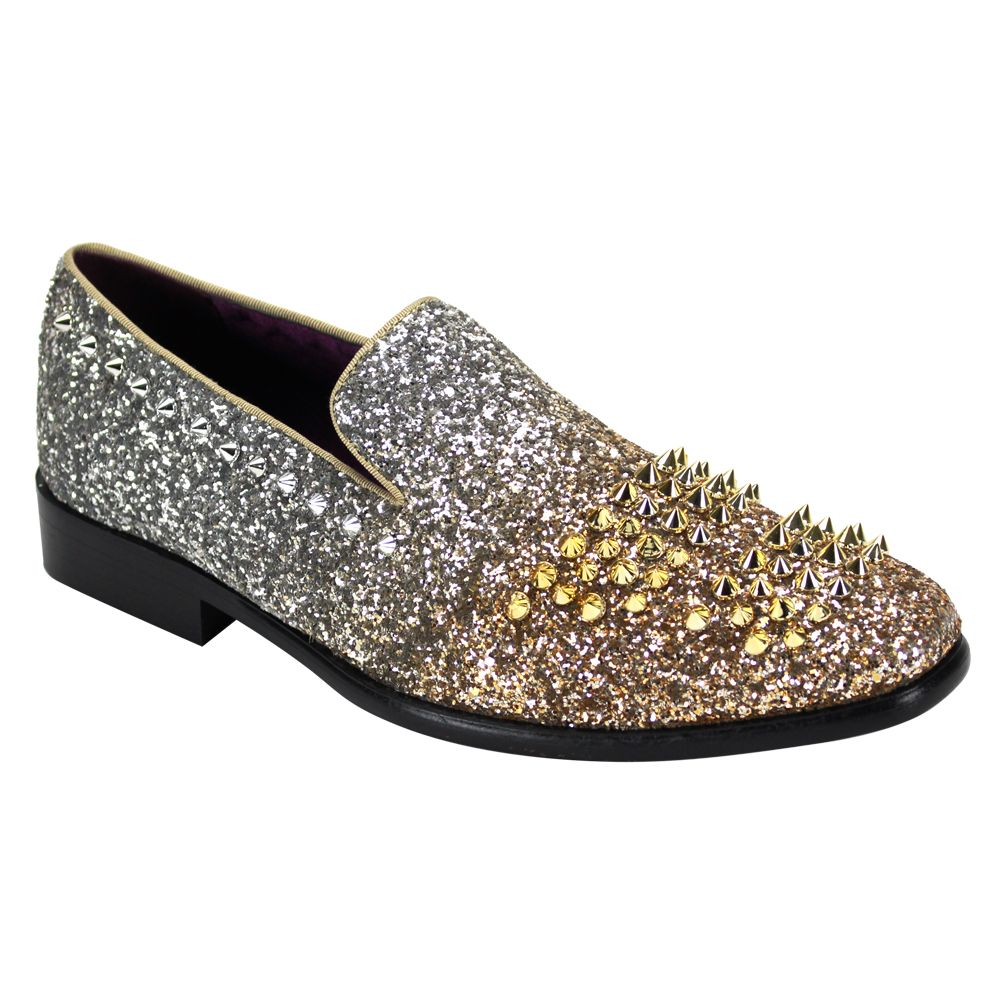 After Midnight Formal Shoe 6860 Gold/Silver