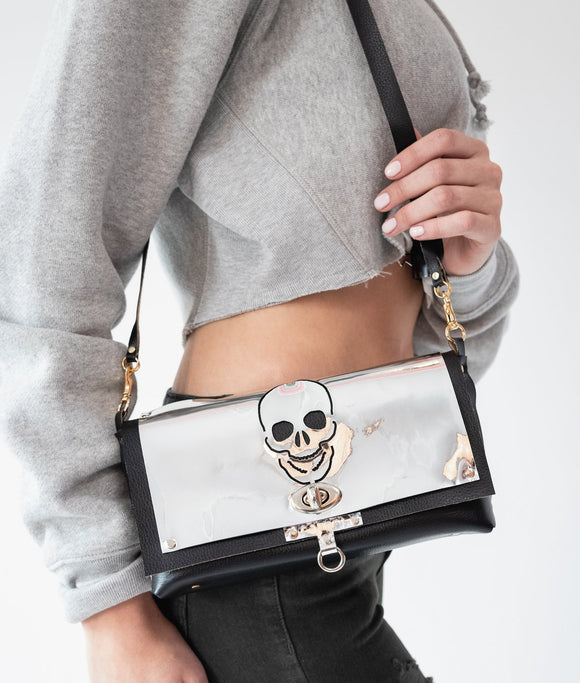 Skull Crossbody Purse
