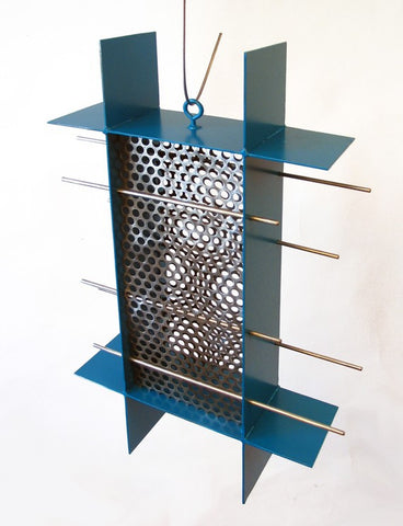 Sunscreen Bird Feeder / Turquoise