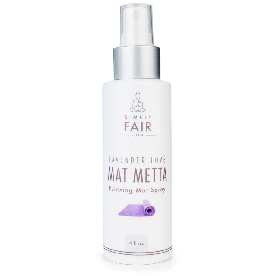 MAT METTA - Lavender Love Natural Yoga Mat Spray