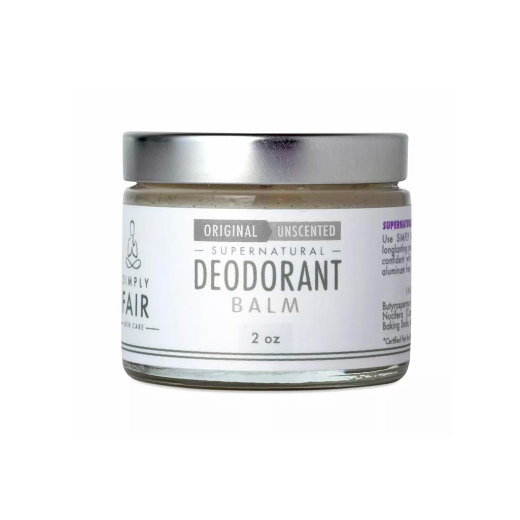 DEODORANT BALM - Original Unscented (formerly PIT BALM)