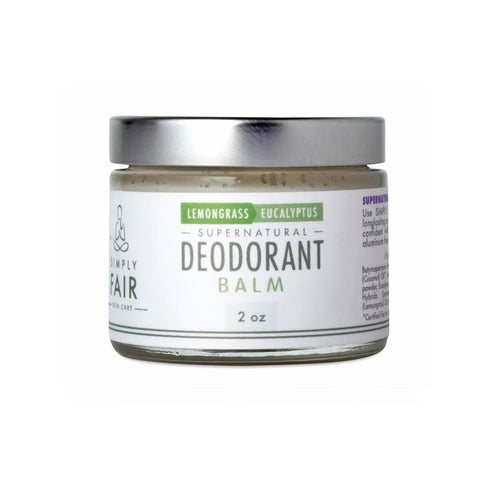 DEODORANT BALM - Lemongrass and Eucalyptus