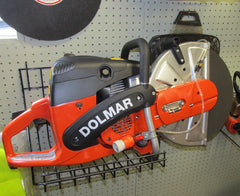 "DOLMAR PC-7414 14"" Power Cutter Chop Saw Concrete Saw New 73cc 9400 RPM 5.1 HP"