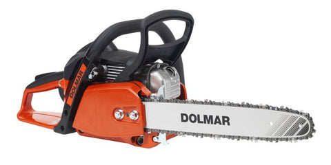 "Dolmar  PS35 16"" Gasoline chain saw"