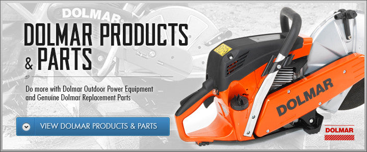 Dolmar Power Products and Replacement Parts