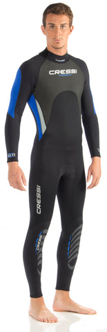 Cressi Morea Mens 3mm