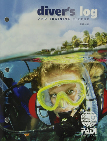 PADI Log Book/Training Record