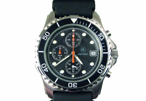 Apeks Divers Watch Chronograph 100m