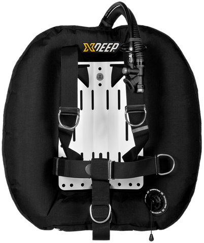 xDeep Hydros 40lb DIR System with SS backplate