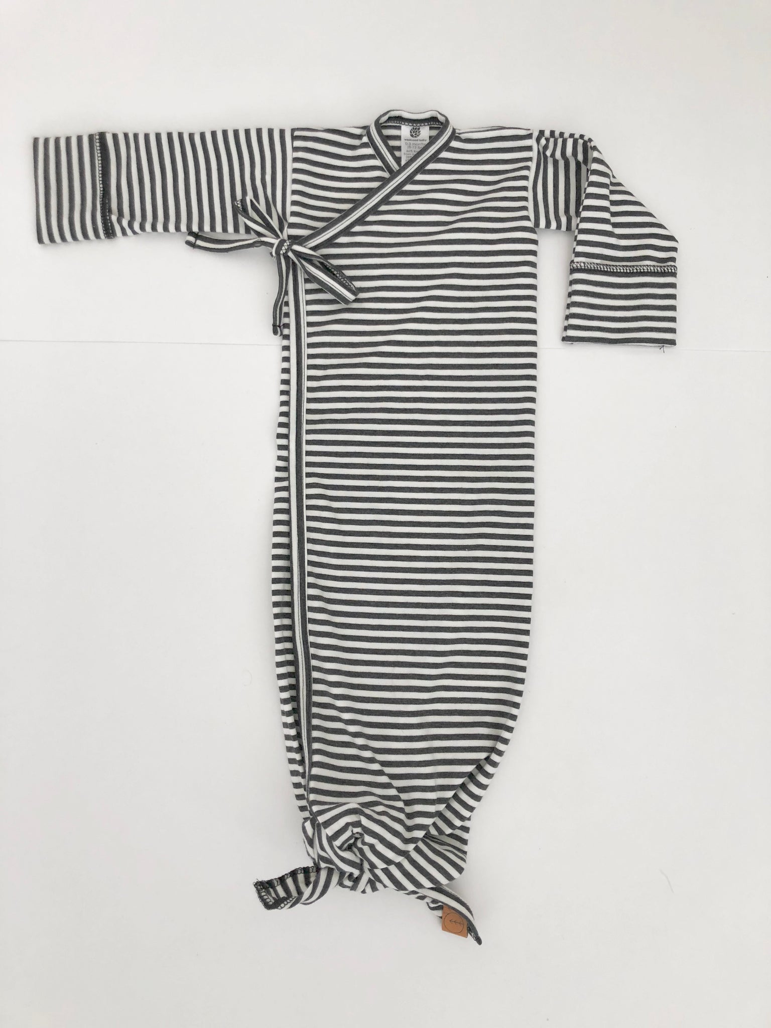 Cypress Extra Long Infant Kimono - Westcoast Baby