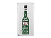 Wine Clear Phone Cover