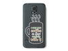 Coffee Clear Phone Cover