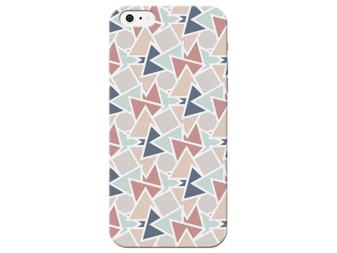 Pastel Geometric Phone Cover