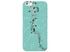 Fun Music Note Plastic Phone Case