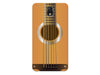 Acoustic Guitar Face Phone Case
