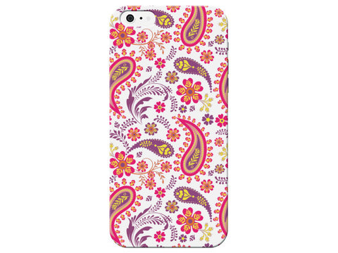 Pink Paisley Pattern Phone Case