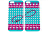 Blue & Pink Aztec Best Friend Phone Case