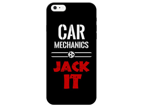 Car Mechanics Jack It Phone Case
