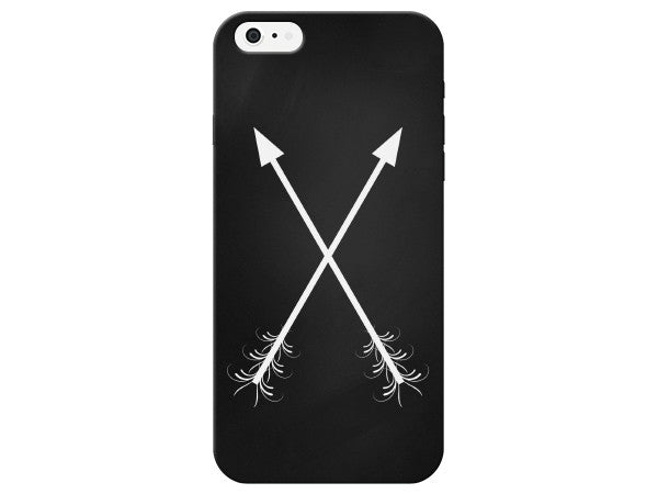 Double Arrow Chalkboard Phone Case