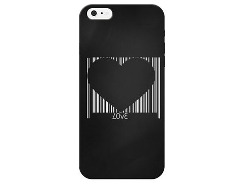 Heart Love Chalkboard Phone Case