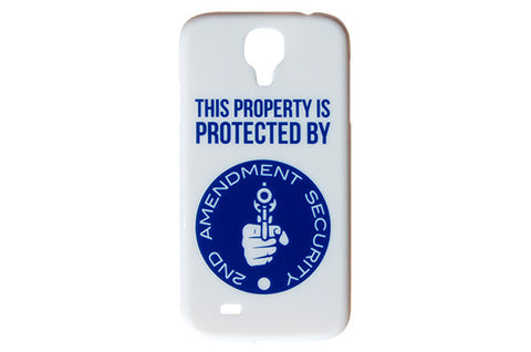 Protected by the 2nd Amendment Phone Case