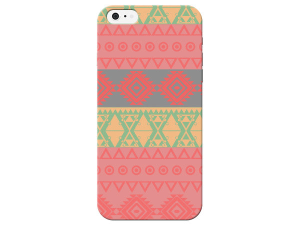 Light Pink Aztec Phone Case